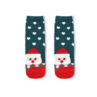 Custom Cute Cotton Women Korean Style Tube Socks