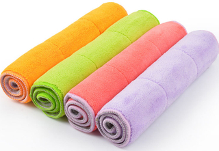 Microfiber Kitchen Cleaning Cloth Towel