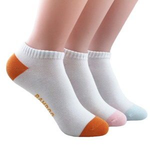 Custom Made Women Bamboo Ankle Sport Socks
