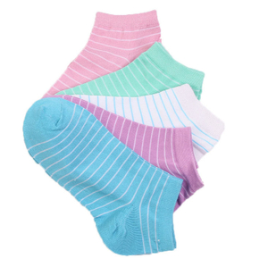 Custom Women Bamboo Ankle Socks