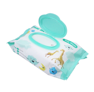 Disposable Hygiene Soft Non-woven Dual Use Dry Wet Baby Wipes